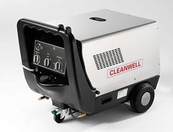 Cleanwell P Hot  Mobile Pressure Cleaner