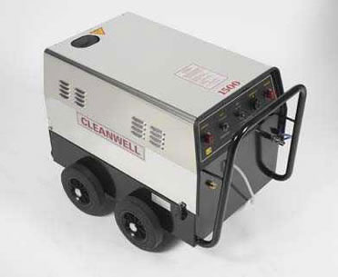 Cleanwell SS Hot Mobile Pressure Cleaner