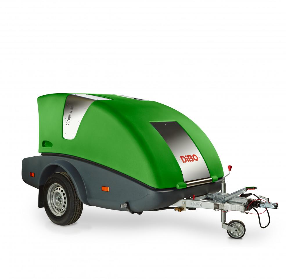 DIBO JMB-M/M+ Trailer Mounted Pressure Cleaner
