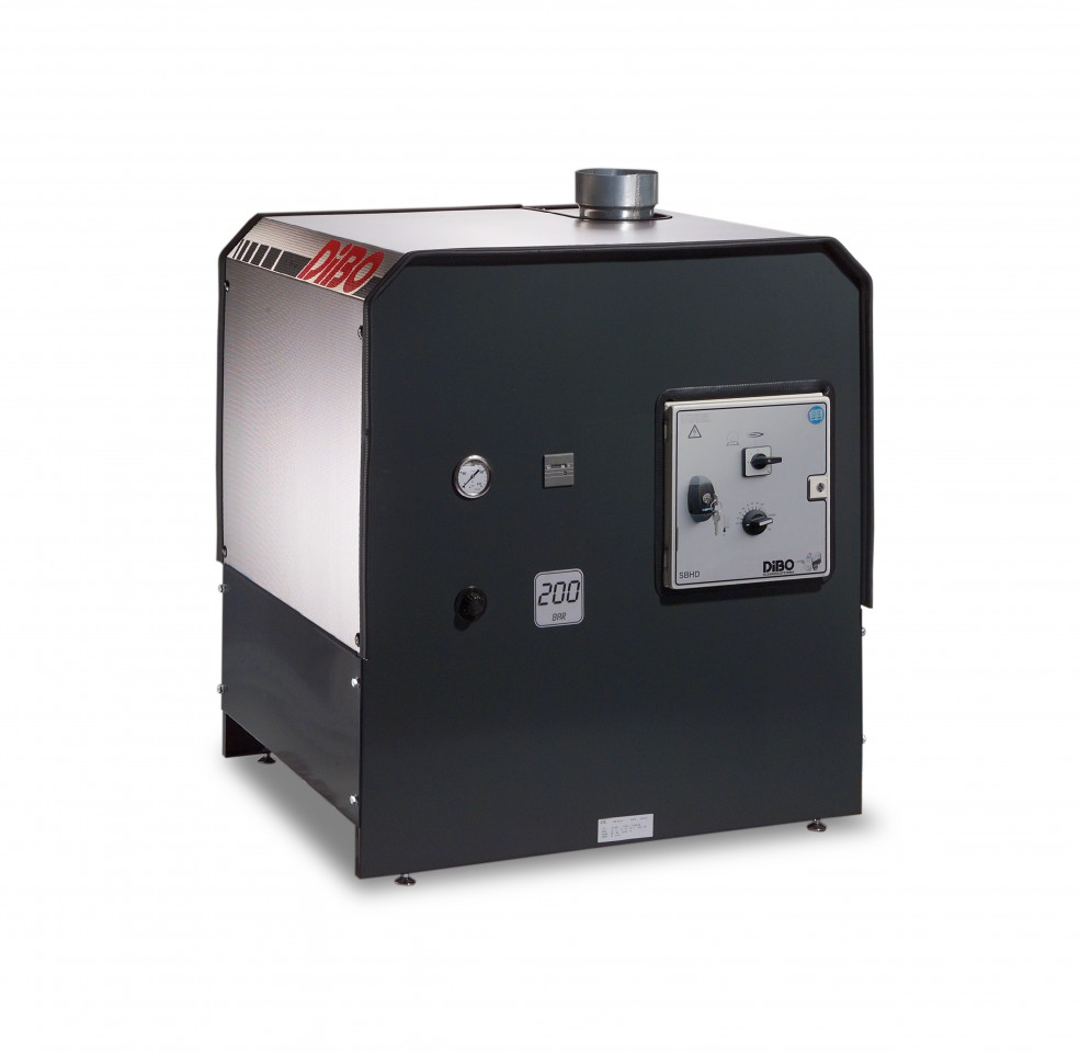 DIBO SBH-E Hot Water Static Pressure Cleaner