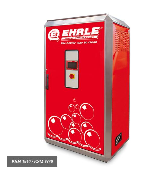 Ehrle Stationery Cold Water High Pressure Cleaner KSM 1840_2740