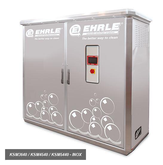 KSM 3640_4540_5440_INOX Stationary Cold Water Pressure Cleaner