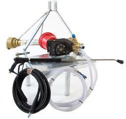 PWPTO-21 - PTO Pressure Washer 200 Bar / 3000 Psi @ 21 Lpm (PWPTO-21)